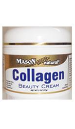 Crema de colágeno