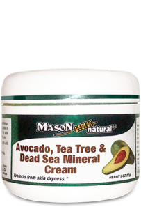 AVOCADO, TEA TREE & DEAD SEA MINERAL CREAM