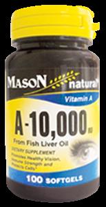 Vitamina A 10,000 UI