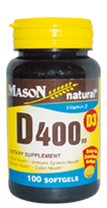 Vitamin D-400 UI