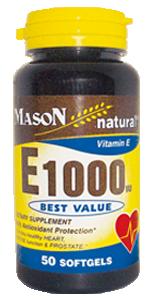 Vitamin E-1000 UI