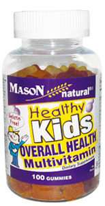Healthy Kids Overall Health Multivitamin Gummies