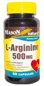 Arginina 500 MG