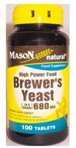 Brewer's Yeast  (Levadura de Cerveza)