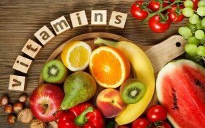 ¿Qué son las vitaminas?