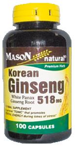 GINSENG-KOREANO