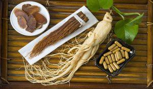 Cuatro propiedades naturales del ginseng