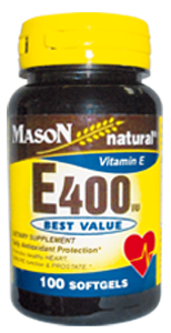 Vitamin E-400 UI (100 Softg)