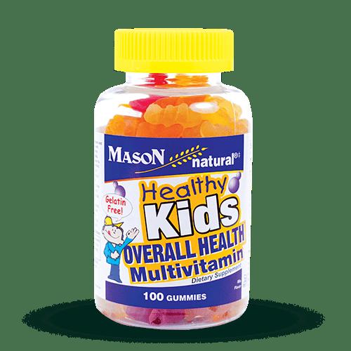 Multivitamínico de gomitas para niños