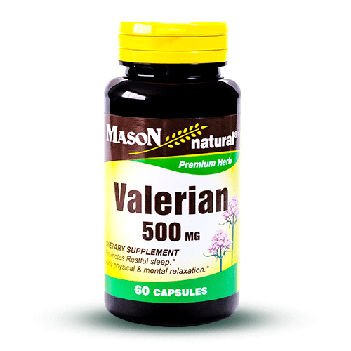 Valeriana 500 MG
