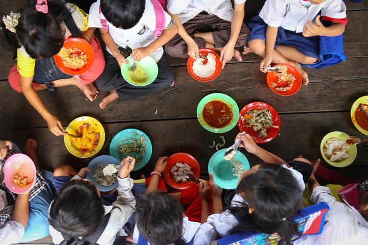 5 ideas de desayunos saludables para niños