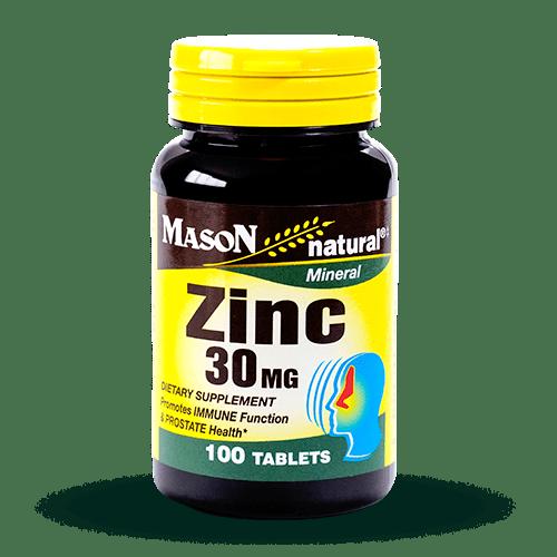 Zinc 30 MG