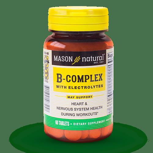 B – Complex con electrolitos