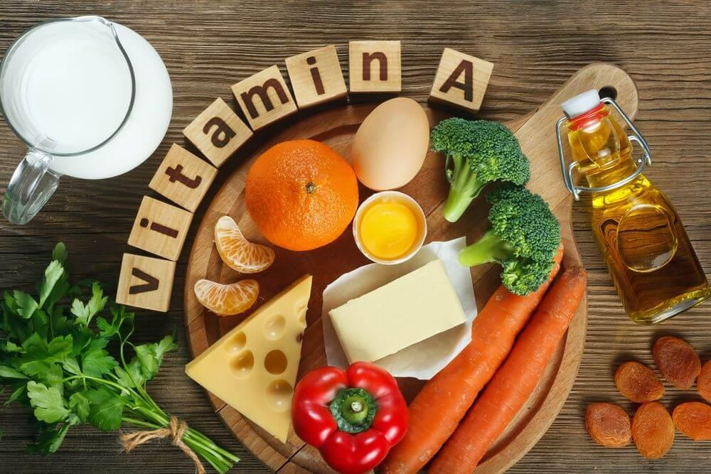 Las frutas más ricas con vitamina A