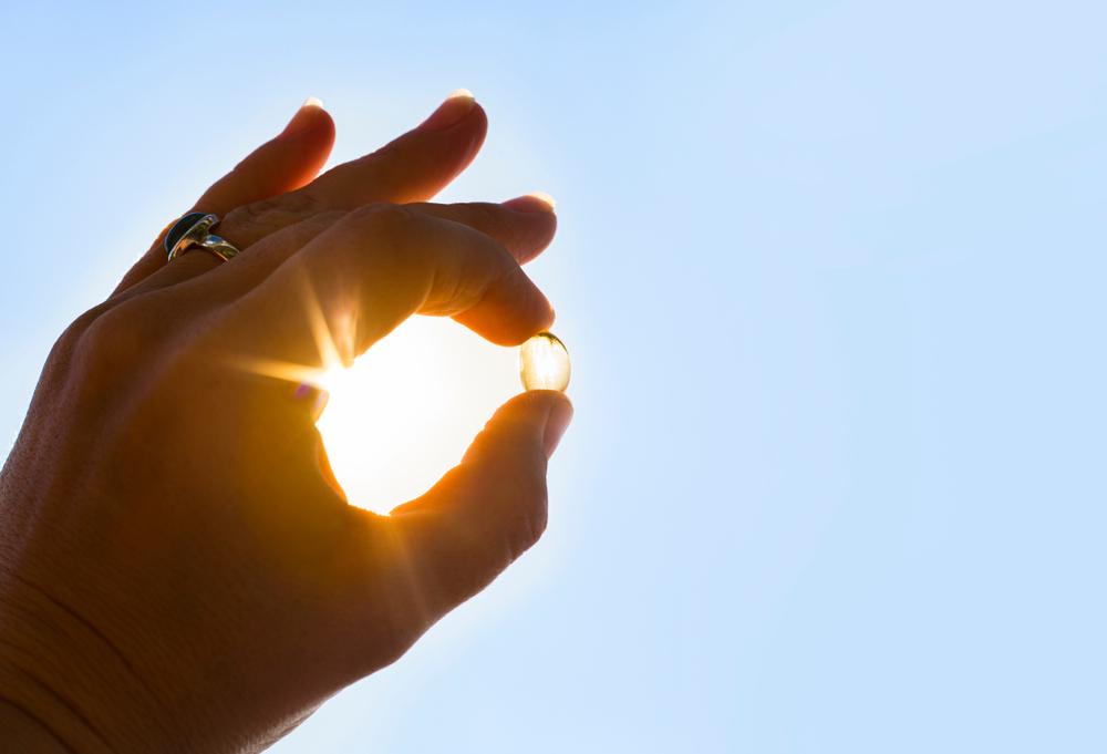 vitamina D proveniente del sol