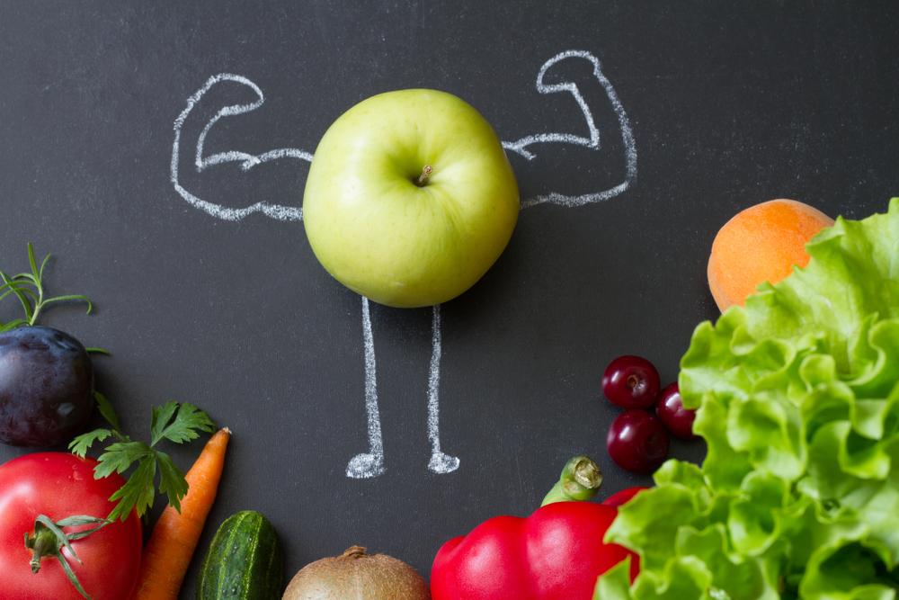 cómo fortalecer los músculos con vitaminas