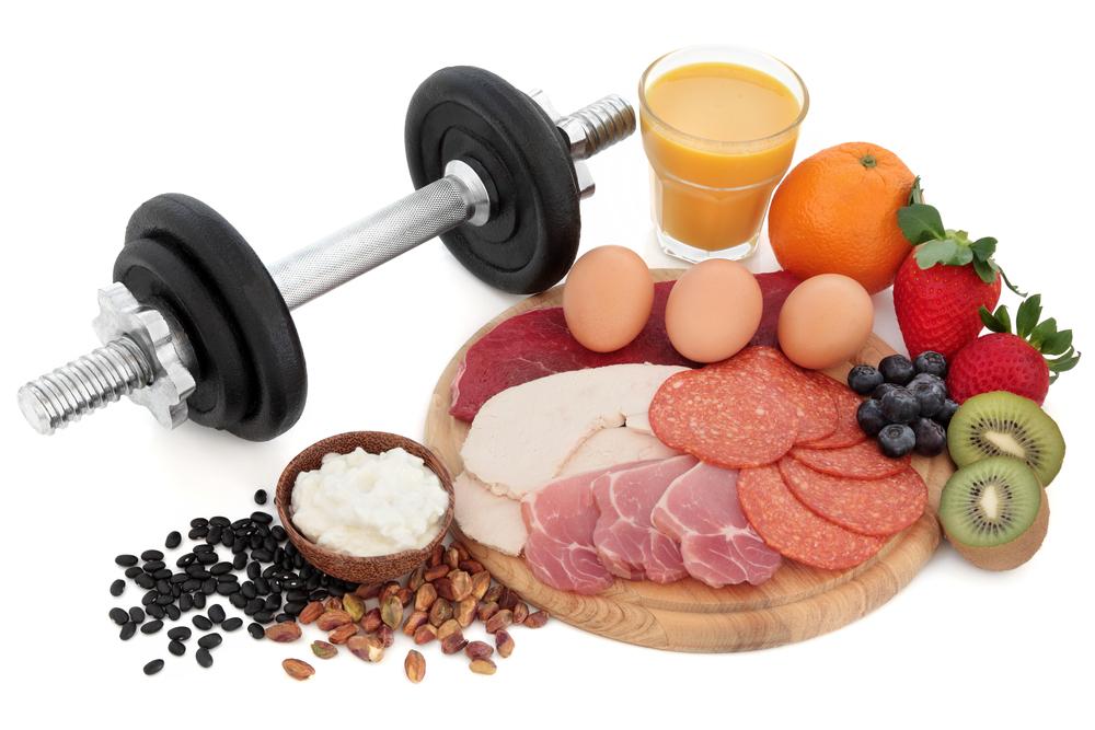 vitaminas para músculos más fuertes