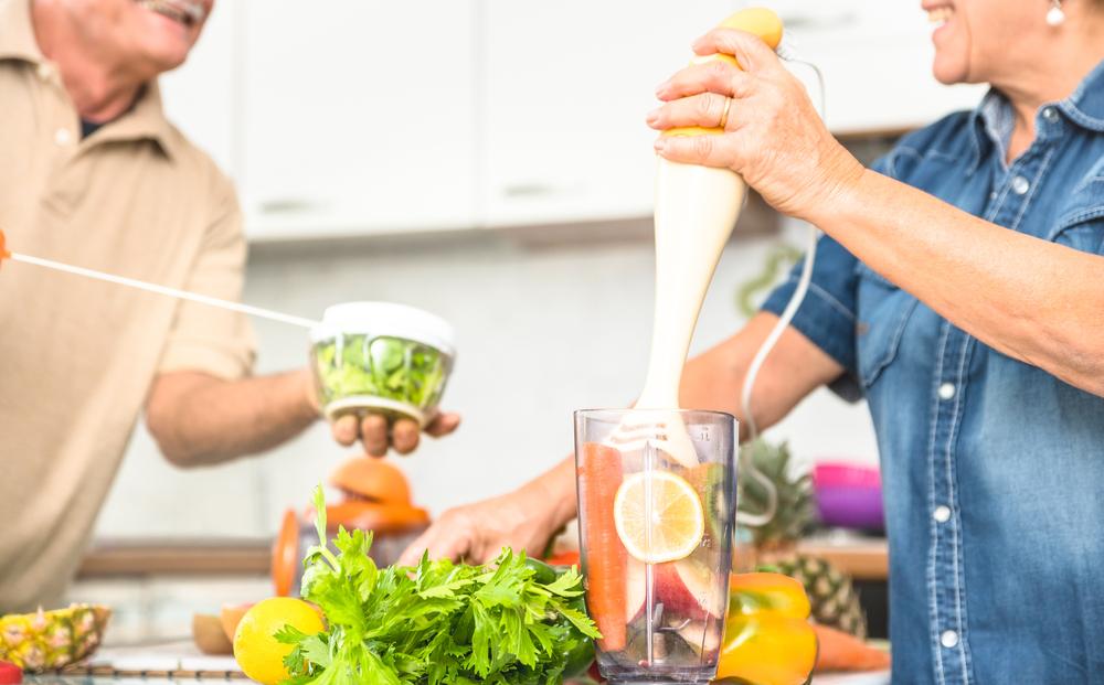 5 vitaminas ideales para adultos mayores