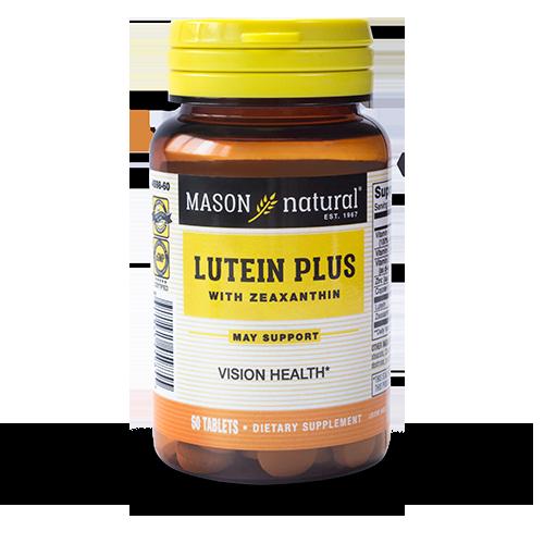 Luteína Plus