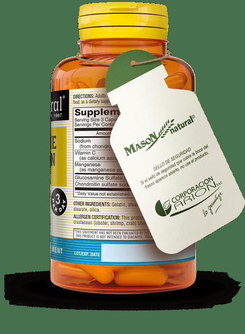 glucozamină cu doză de condroitină